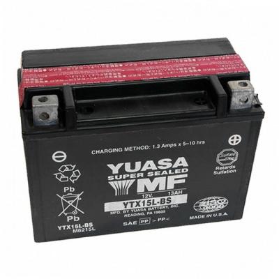 baterie bezúdržbová YTX15L-BS, 12V, 13Ah