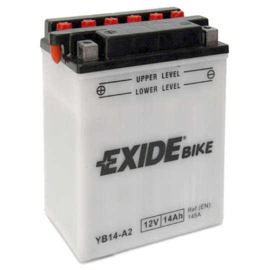 baterie údržbová YB14-A2, 12V, 14Ah