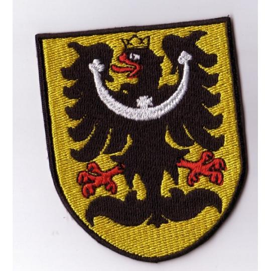 nášivka znak Slezsko