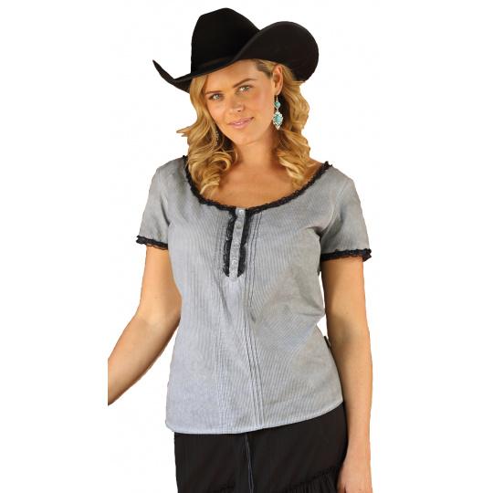 dámská westernová košile GINA