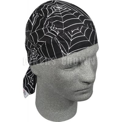 šátek na hlavu (čepička) Web Wraped
