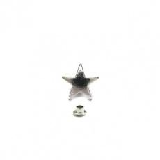 ozdoba hvězda hladká