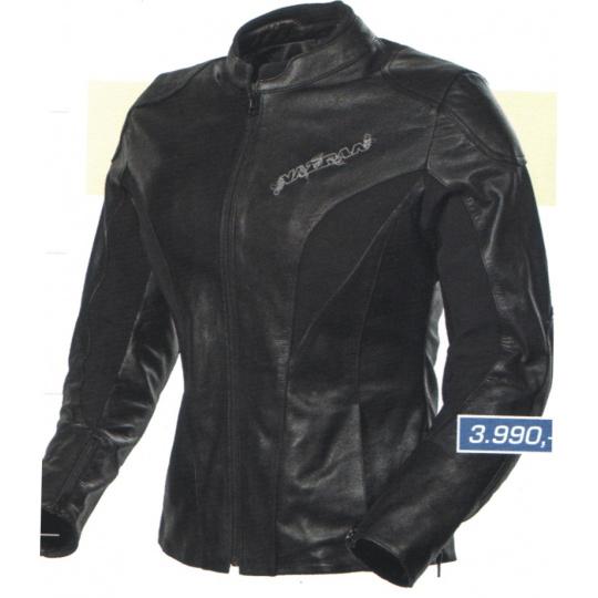 dámská kožená bunda Lora