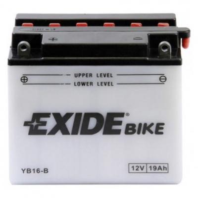 baterie údržbová YB16-B, 12V, 19Ah