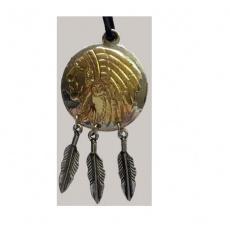 náhrdelník Indian
