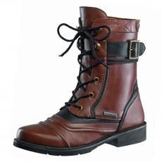 dámské kožené boty Cattlejane