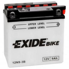 baterie údržbová 12N9-3B, 12V, 9Ah