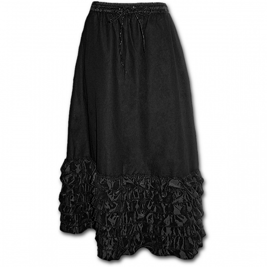 Gothic sukně G710