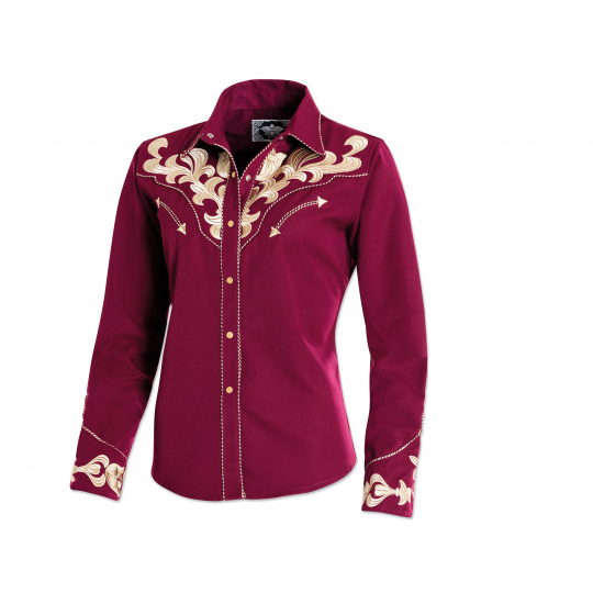 dámská westernová košile Sara