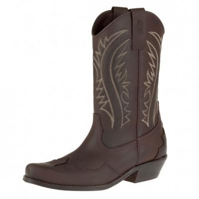boty K095 vysoké western