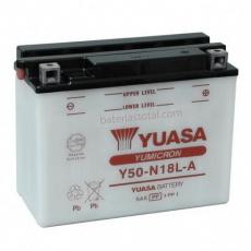 baterie údržbová Y50-N18L-A, 12V, 20Ah