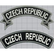nášivka czech republic horní malý