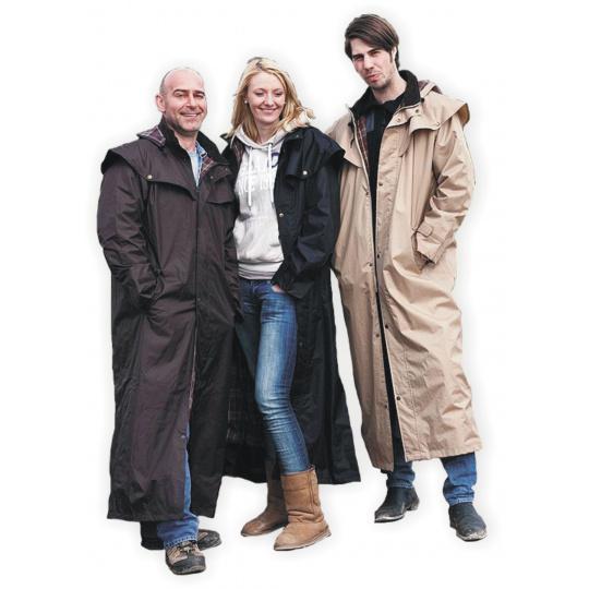 australský kabát Stockman Coat