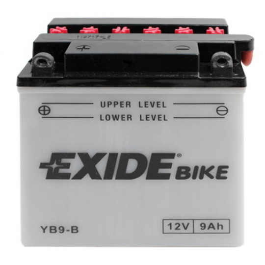 baterie údržbová YB9-B, 12V, 9Ah