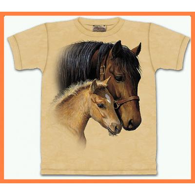 tričko s motivem Gentle Touch