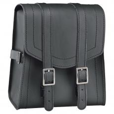 Kožená taška na opěrku Cruiser Sissy-bar