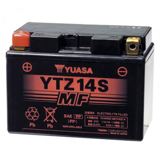 baterie bezúdržbová YTZ14S, 12V, 11,2Ah