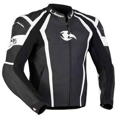 kožená sportovní moto bunda Thorn