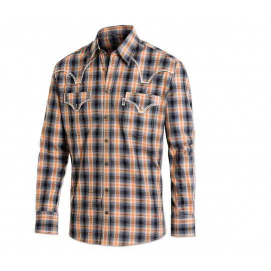 westernová košile Justin