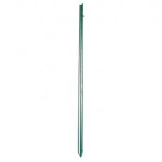 Zemnící tyč pro el. ohradníky T-profil