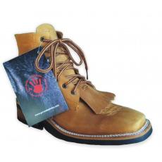 šněrovací westernové boty GVR BE750