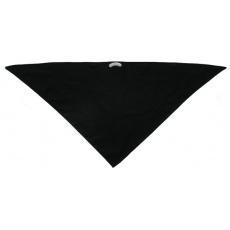 Šátek na nos černý