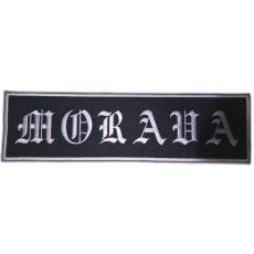 nášivka nápis Morava
