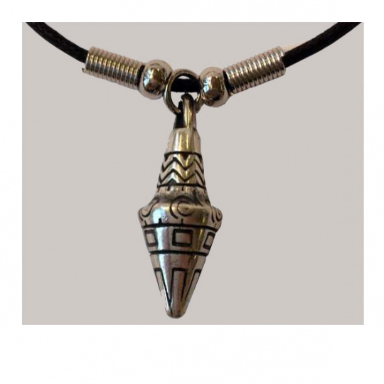 náhrdelník Kužel