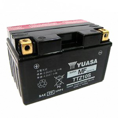 baterie bezúdržbová TTZ10S, 12V, 8,6Ah