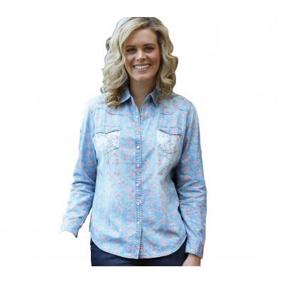 dámská westernová košile JESSICA