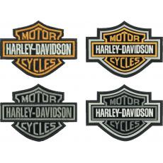 nášivka Harley-Davidson