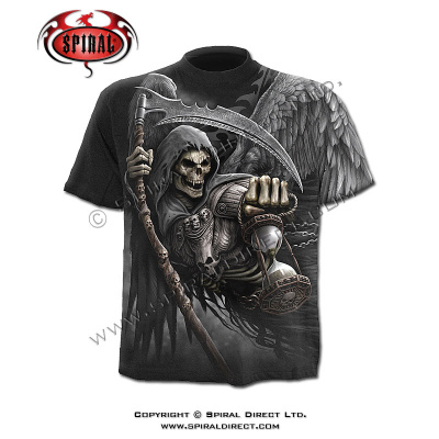 tričko s motivem Death Angel Wrap