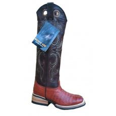 vysoké westernové boty GVR BE45C