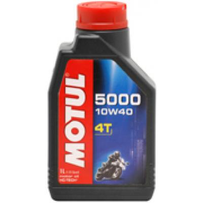 Motorový olej polosyntetický Motul 5000 HC-TECH (10W40)