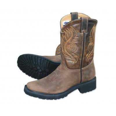 westernové pracovní boty WB-31
