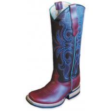 vysoké westernové boty GVR BE40T