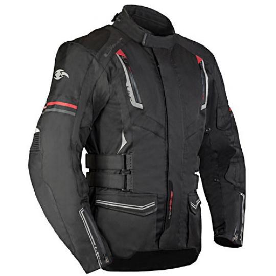 textilní moto bunda Stanley