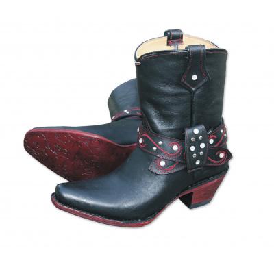 dámské westernové boty WBL-23