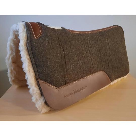 Podsedlová deka GVR felt+wool