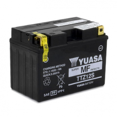 baterie bezúdržbová TTZ12S, 12V, 11Ah