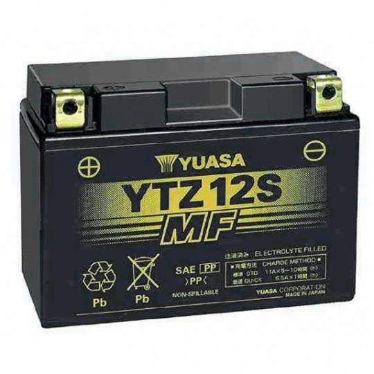 baterie bezúdržbová YTZ12S, 12V, 11Ah