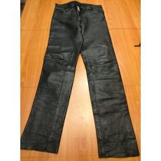 dámské kožené kalhoty Roleff