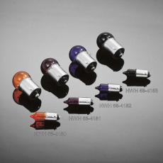 Žárovka barevná