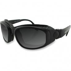 brýle na motocykl SP&STR s vyměnitelnými skly