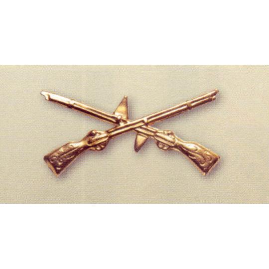 odznak Zkřížené pušky