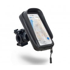 držák mobilního telefonu na řídítka