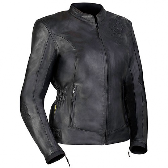 dámská kožená moto bunda Olivia