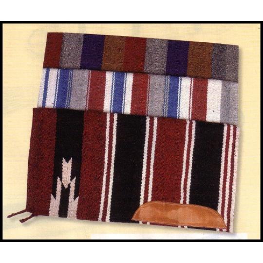 podsedlová deka Navajo