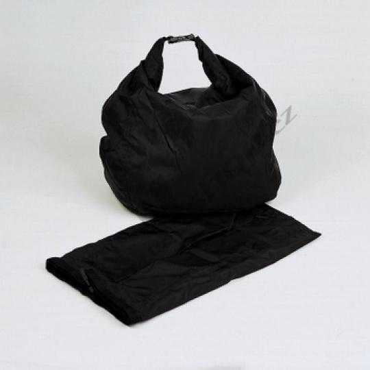 Nepromokavé tašky do kožených brašen univerzální, černé (2ks)