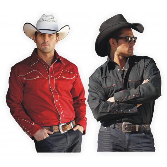 westernová košile JACK